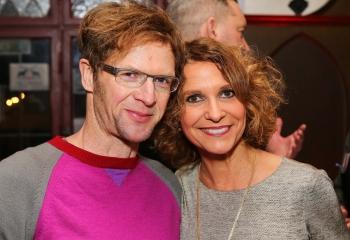 René Wirths und Heike Kloss